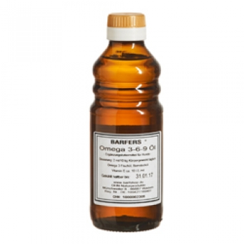 BARFERS® Omega 3-6-9 Öl 250ml
