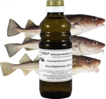 DHN® Dorschlebertran 250 ml