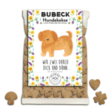 Mr. and Mrs. Panda - Hundekuchen - Bubeck - getreidefrei - 210g